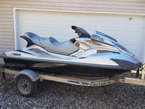 2009 Yamaha FX Cruiser HO  1 Owner  49 Hours