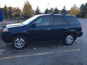 2003 Acura MDX SUV, Crossover.Need to sell Urgently 647-861-0774
