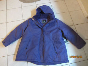 Ladies / Woman's Active Zone Winter Coat PLUS Size 3X. BRAND NEW