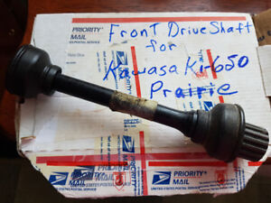 Front Drive shaft
