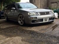 Nissan stagea rs (skyline estate) big spec may px swap why 7495 ***