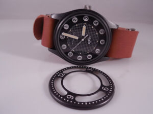 Hamilton EFA Engineered For Action Military Style Trench Watch