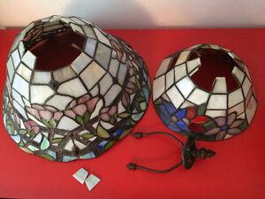 Broken Tiffany Lamp Shades