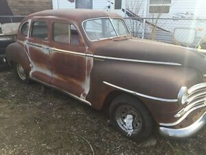 46 Plymouth special deluxe