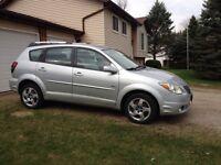 2005 Pontiac Vibe AWD Hatchback