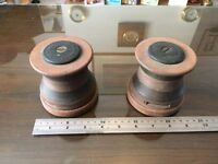 Bronze and tuphnol yacht / boat winches
