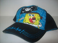 TODDLER SPONGEBOB CAP AJUSTABLE CASQUETTE BOB L'EPONGE ONE SIZE City of Montréal Greater Montréal Preview