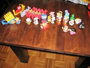 Fisher Price Little People and Accessories