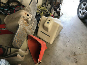Golf cart body panels for sale
