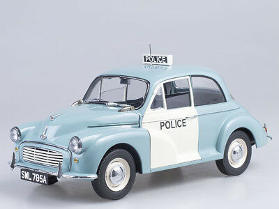 Scale model 1/12 1963 MORRIS MINOR 1000 UK Police