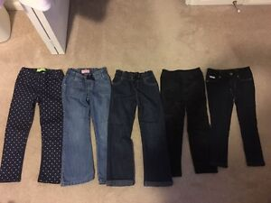 5 pairs of excellent like new jeans size 5