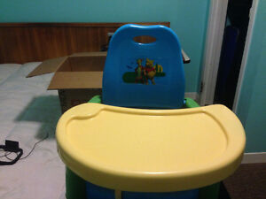 Booster Seat / High Chair St. John's Newfoundland image 1