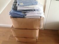 Job Lot: 3 boxes full of brand new work clothing