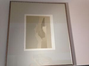 Ltd. Ed. Tony Onley Framed Print
