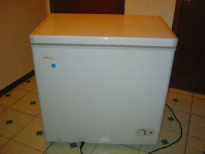Danby 5.5 cu Chest Freezer