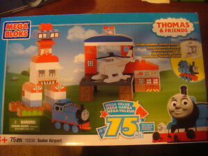 Brand New Mega Bloks - Thomas & Friends - Sodor Airport