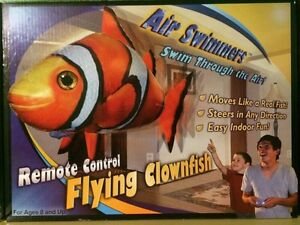 Remote control flying clownfish Prince George British Columbia image 1
