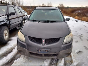 parting out a 2003 pontiac vibe gt (matrix xrs) Kitchener / Waterloo Kitchener Area image 5