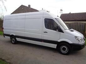 2013 (13reg) Mercedes-Benz Sprinter 313CDI LWB Fridge/Chiller/Refrigerated Van