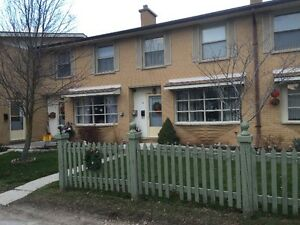 TWO BEDROOM TOWNHOUSE IN QUIET ADULT COMPLEX