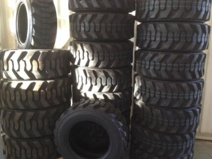 TYRES, BRAND NEW, SUIT BOBCAT OR SKID STEER LOADERS