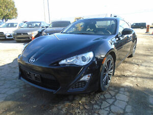 2013 Scion FRS | CERTIFIED | WE FINANCE | NO ACCIDENTS | CLEAN