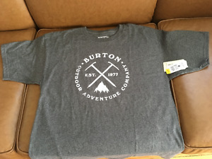 New Burton T-Shirt