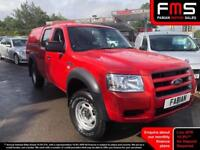 2009 Ford Ranger 2.5TDCi ( 143PS ) 4x4 D/Cab ( A/C ) Double Cab