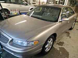 2002 Buick Regal RLS, Certified & eTested