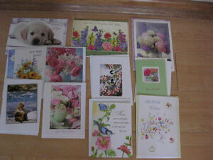10 assorted get well, notes and thank you cards Kitchener / Waterloo Kitchener Area image 6