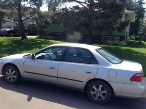 Honda accord best offer