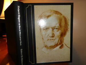 RICHARD WAGNER THE MAN ,HIS MIND,AND HIS MUSIC by R.W. GUTMAN West Island Greater Montréal image 1