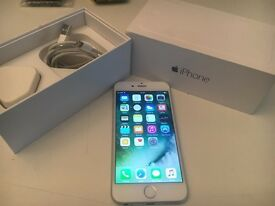 Factory unlocked - iPhone 6 - 16gb - mint