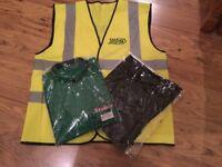 Stobart shirt/trouser/hiviz