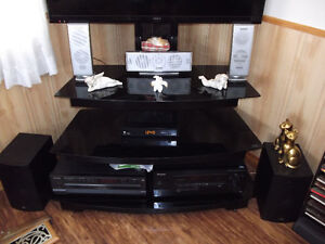 DVD ,CD players & speakers  Pkg. deal all for $50.