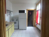 Plateau - 3/4 chambres/bedrooms - Semi meublé/Semi-furnished