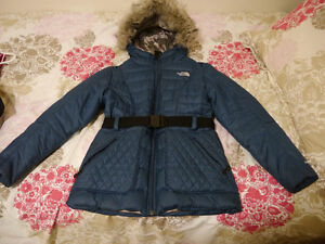 Manteau pour fille The Nord Face (duvet d'oie)