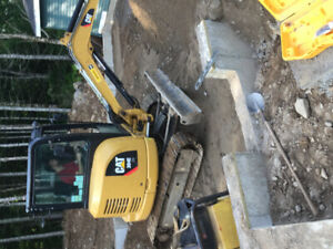 Weavers landscaping and excavation Ltd