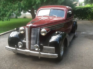 38 Buick Special Coupe Street Rod