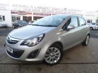 Vauxhall Corsa 1.4 SE 5dr PETROL MANUAL 2013/63