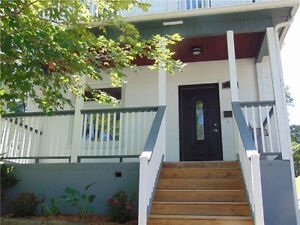 Renovated Home in Civic Centre For Rent