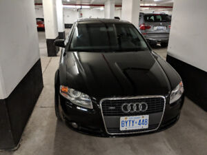 2007 Audi A4 2.0T Quattro AS IS