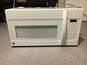 Kenmore Over the Range Microwave - Micro-ondes/hotte