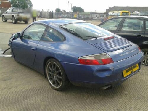 WHEEL HUB Porsche  911 97-04 3.4 Petrol Passenger Side Rear & Warranty - 5185990