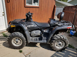 Can am outlander max for sale *Price Reduced