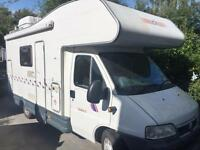 CI Carioca 5 - Family 6 Berth Motorhome For Sale