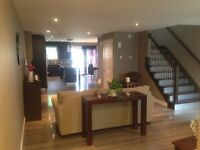 All incl. Large bedroom for rent in luxury Duplex