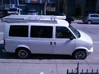 Chevrolet Astro 2003 4X4