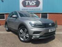 2016 Volkswagen Tiguan 2.0 TSI BlueMotion Tech SEL DSG 4Motion (s/s) 5dr SUV Pet