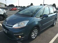 citroen c4 grand 7 seater uber xl ready